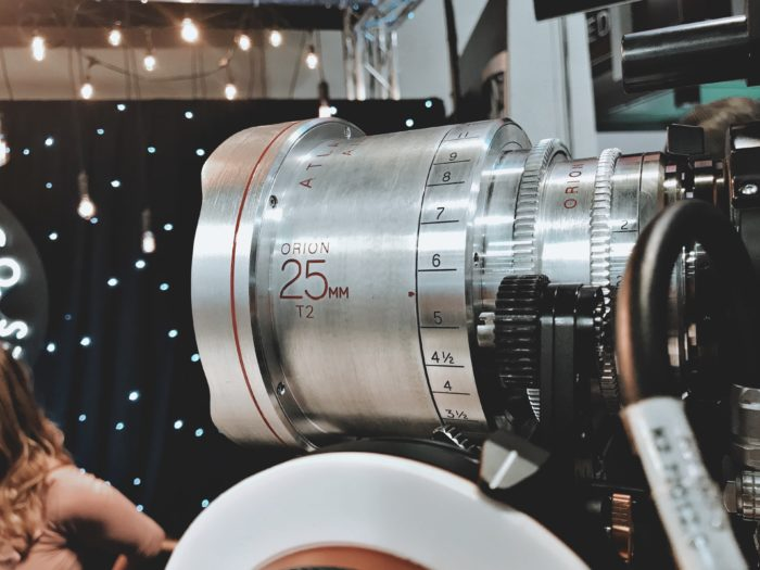 25mm Orion Anamorphic + LF Expander