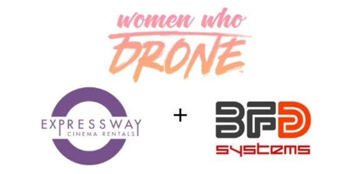 Women Who Drone Presented by BFD Systems + Expressway Cinema Rentals